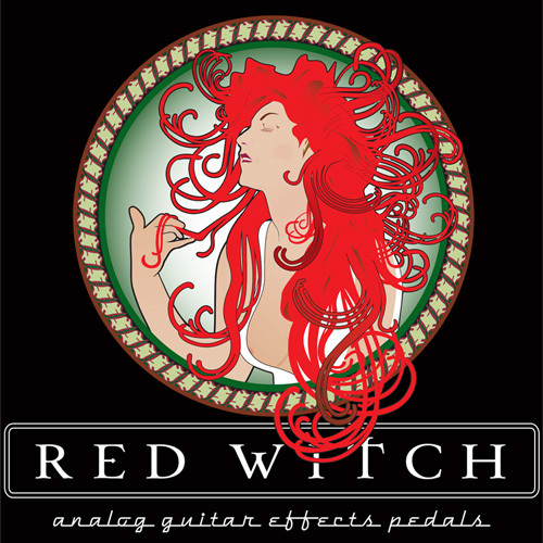 red witch guitar pedals canada